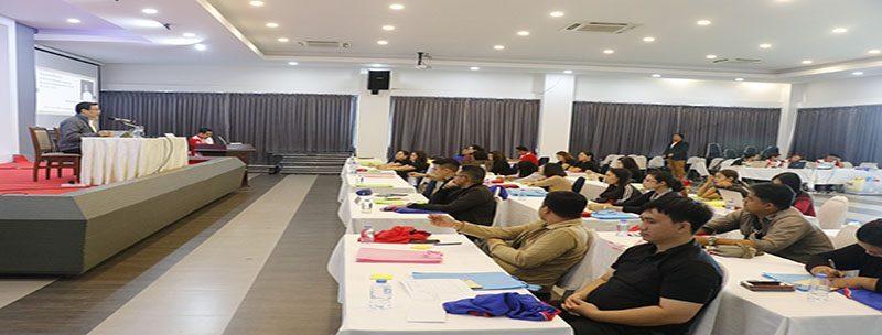 """โครงการ SRU Re-Profile """"ประชุมเชิงปฏิบัติการอาจารย์รุ่นใหม่ (SRU New Gen) เพื่อขับเคลื่อนยุทธศาสตร์มหาวิทยาลัยสู่อนาคต"""""""